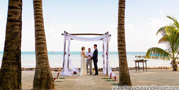 A Belize Destination Wedding