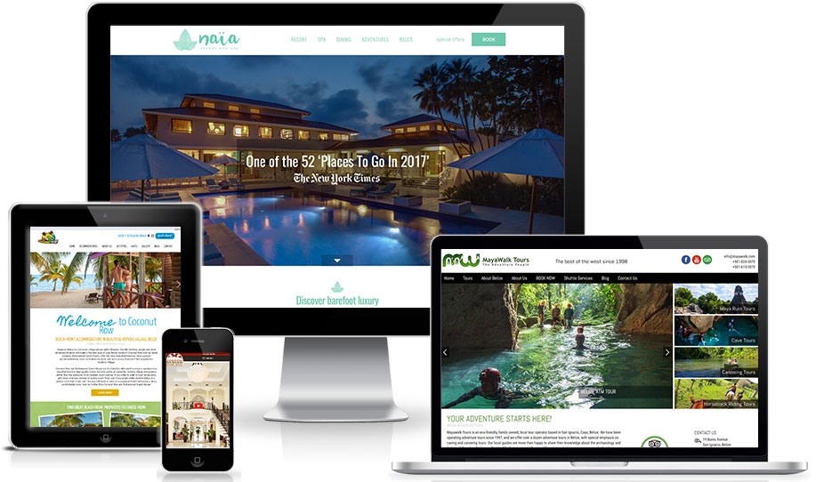 Belize Website Design