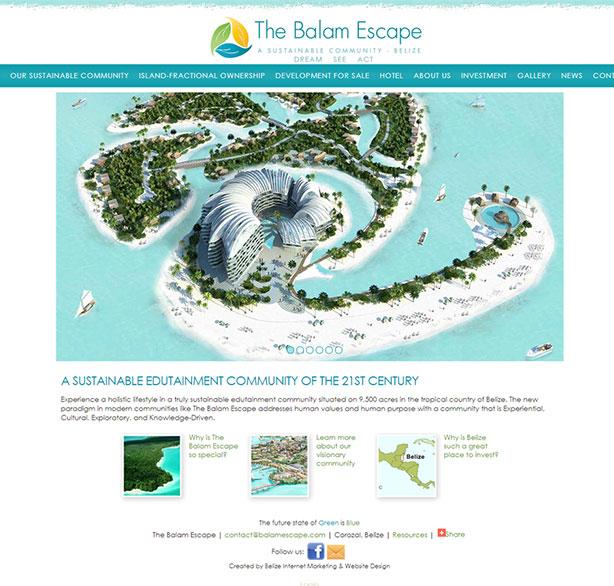 Balam Escape