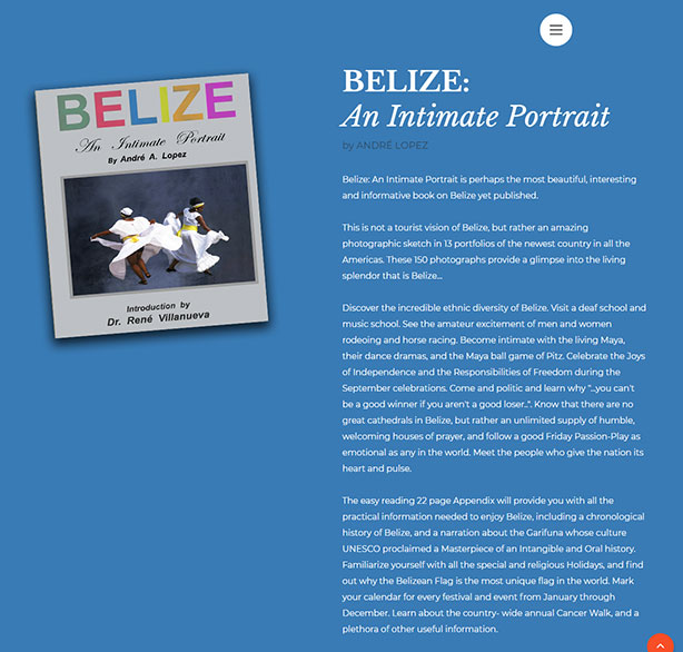 BELIZE: An Intimate Portrait