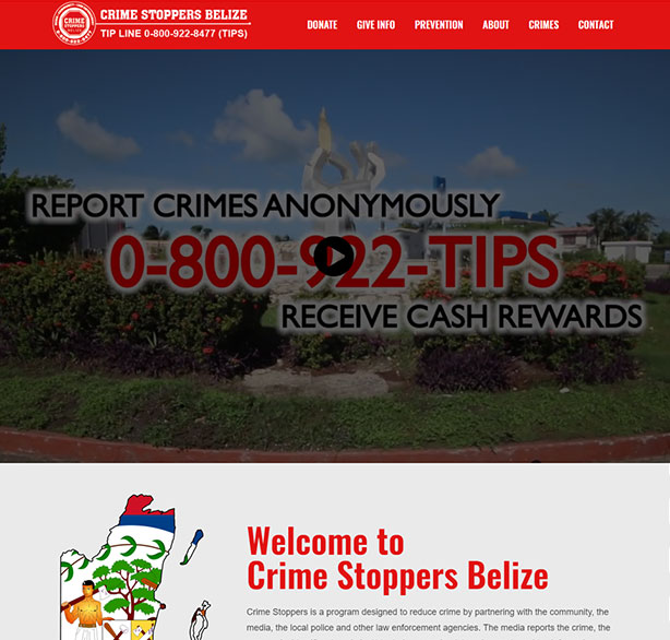 Crime Stoppers Belize