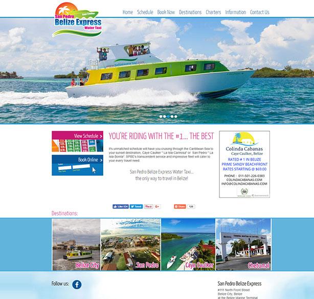 San Pedro Belize Express