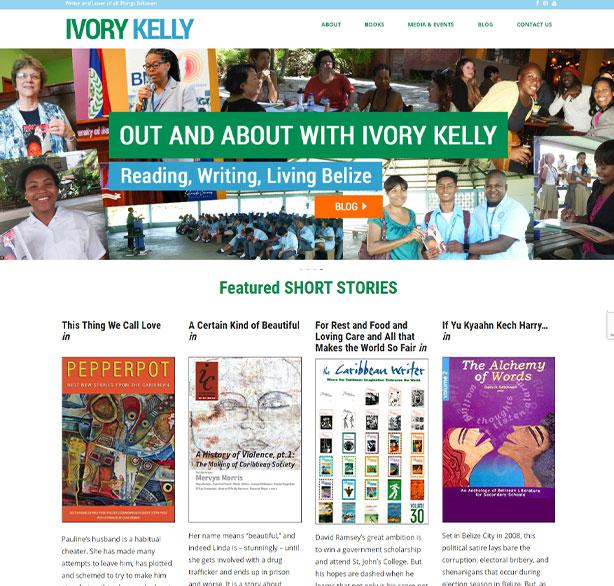 Ivory Kelly