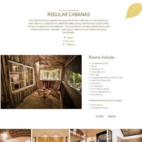 Falling Leaves Resort San Ignacio Belize