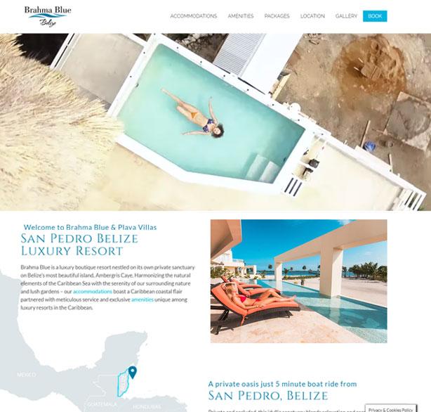 Brahma Blue Resort
