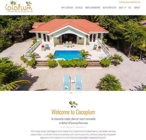 Cocoplum Resort Community