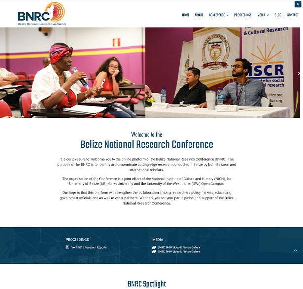 Belize National Research Conference